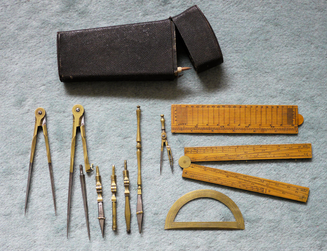 Tools Used In Drafting Equipment Or Instrument : Scientific instruments collection